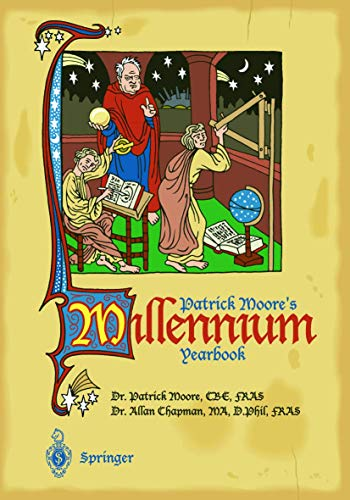 9781852336196: Patrick Moore's Millennium Yearbook : The View from Ad 1001