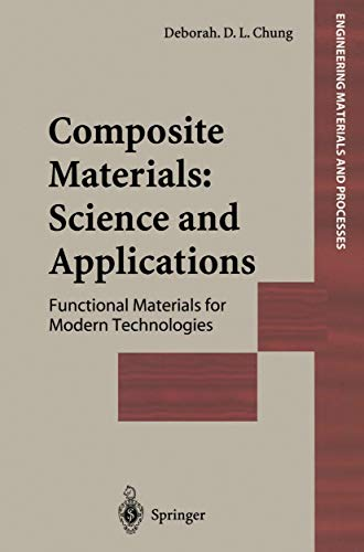Composite Materials: Functional Materials for Modern Technologies