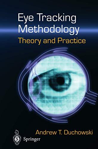 9781852336660: Eye Tracking Methodology: Theory and Practice