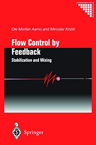 9781852336691: Flow Control by Feedback