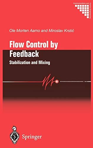 9781852336691: Flow Control by Feedback