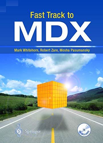 Fast Track to MDX: Whitehorn, Mark