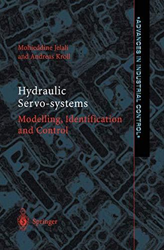 9781852336929: Hydraulic Servo-systems