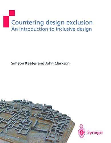 9781852337698: Countering Design Exclusion: An introduction to inclusive design