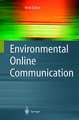 9781852337834: Environmental Online Communication