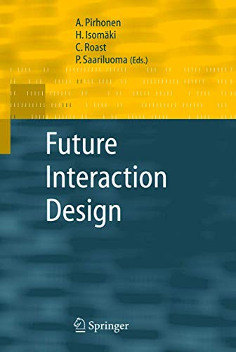 Future Interaction Design: Pirhonen, A.