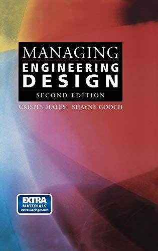 9781852338039: Managing Engineering Design