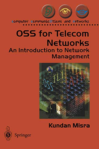 9781852338084: OSS for Telecom Networks: An Introduction to Network Management