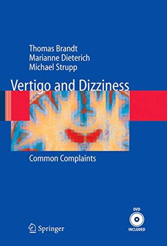 9781852338145: Vertigo and Dizziness: Common Complaints