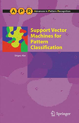 9781852339296: Support Vector Machines for Pattern Classification (Advances in Computer Vision and Pattern Recognition)