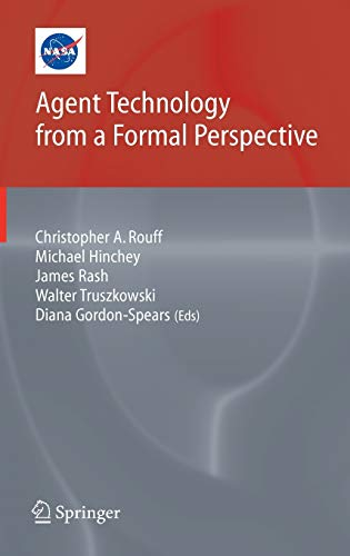 9781852339470: Agent Technology from a Formal Perspective (NASA Monographs in Systems and Software Engineering)
