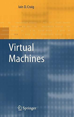 9781852339692: Virtual Machines