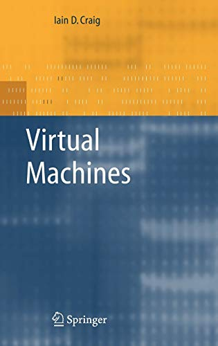 9781852339692: Virtual Machines