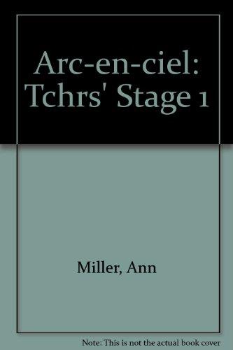 9781852341756: Arc-en-ciel: Tchrs' Stage 1
