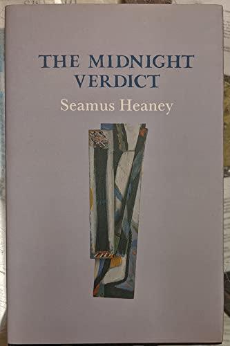 9781852351304: The midnight verdict (Gallery books)