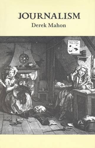 Journalism: Selected Prose (Gallery Books): Derek Mahon