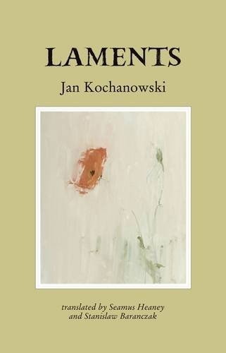 9781852354701: Laments (English and Polish Edition)