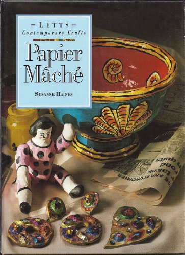 9781852381103: Papier Mache (Contemporary Crafts) (Spanish Edition)