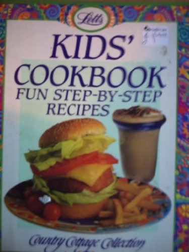 Kids' cookbook (1852383208) by Hawmaxi
