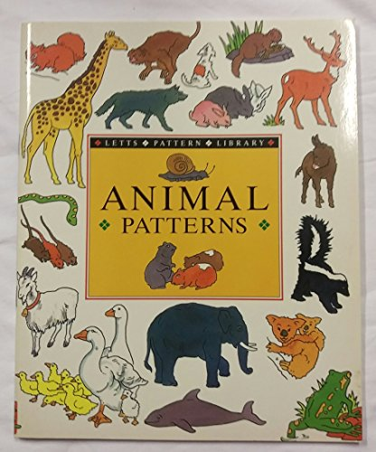 Animal Patterns (Letts Pattern Library): Letts Pattern Library,