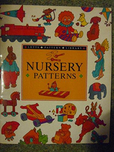 Nursery Patterns (Letts Pattern Library): Letts Pattern Library