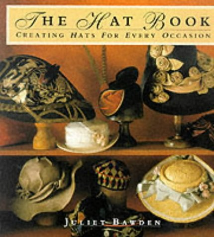 9781852383688: THE HAT BOOK
