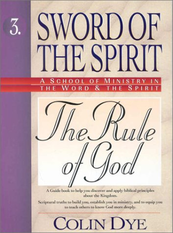 Rule of God (Sword of the Spirit)