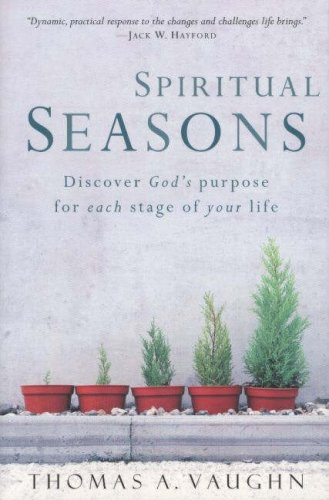 9781852404178: Spiritual Seasons: Discover God's Purpose for Each Stage of Your Life