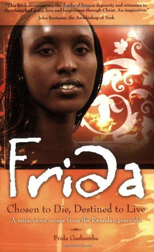 9781852404758: Frida: Chosen to Die, Destined to Live