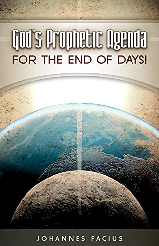 9781852405076: God's Prophetic Agenda: For the End of Days!
