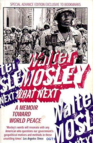 9781852420895: What Next: A Memoir Towards World Peace