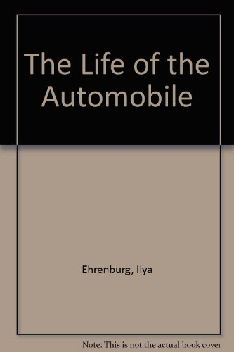9781852421304: Life Of The Automobile (Old Edition)