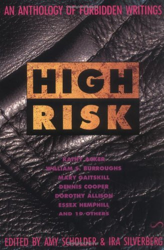 9781852422318: High Risk: An Anthology of Forbidden Writings