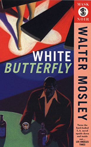 9781852422837: White Butterfly (Mask Noir)