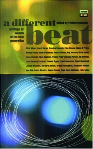 9781852424312: A Different Beat: Writings by Women of the Beat Generation: Writing by Women of the Beat Generation (High Risk)