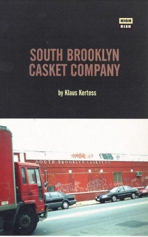 9781852424480: South Brooklyn Casket Company (High Risk Books)