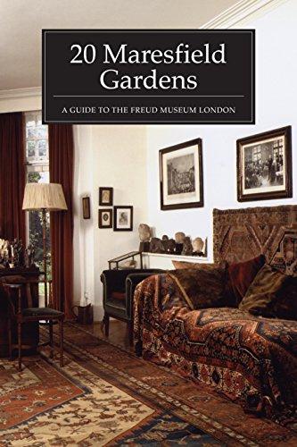 20 Maresfield Gardens: A Guide to the Freud Museum: Erica Davies