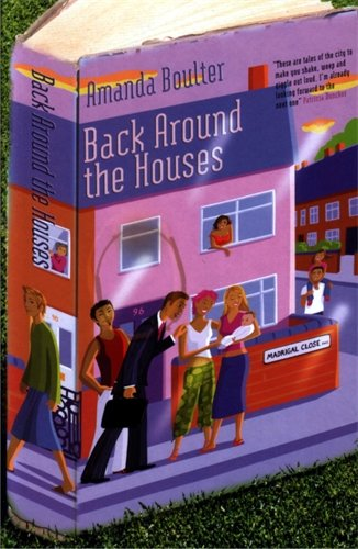 Back Around the Houses (Paperback): Amanda Boulter