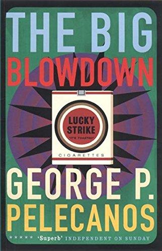 9781852427382: The Big Blowdown (Five Star)