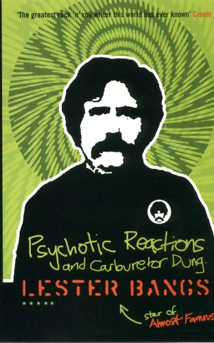 9781852427481: Psychotic Reactions and Carburetor Dung (Serpent's Tail Classics)