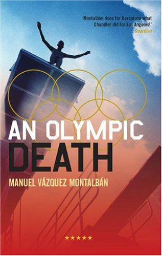 9781852427597: An Olympic Death (A Five Star Title)