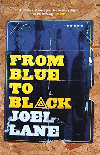 From Blue to Black (Five Star Paperback): Lane, Joel