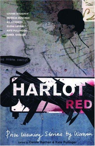 9781852428150: Harlot Red: Prize-Winning Short Stories by Women
