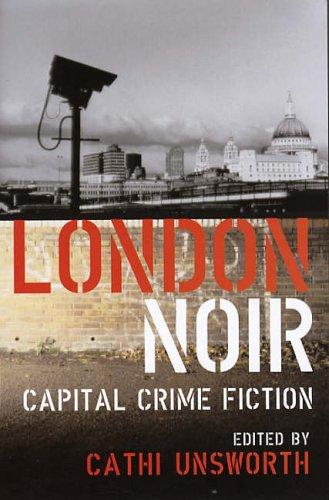 9781852429300: London Noir: Capital Crime Fiction