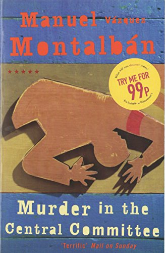9781852429430: Murder in the Central Committee