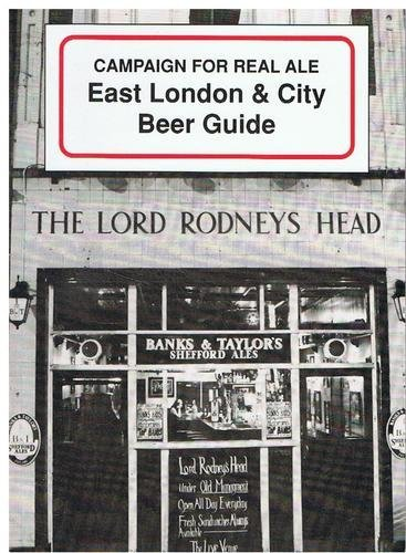 9781852490553: East London and City Beer Guide