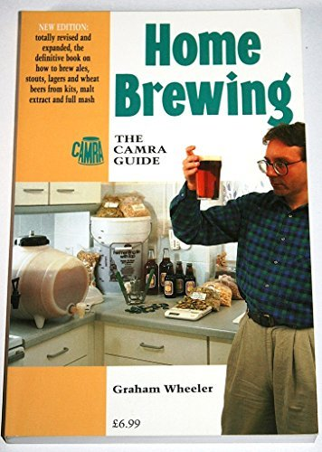 Home Brewing-The Camra Guide (CAMRA Guides) (1852491124) by Graham Wheeler
