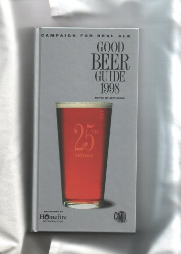 9781852491338: The Good Beer Guide 1998