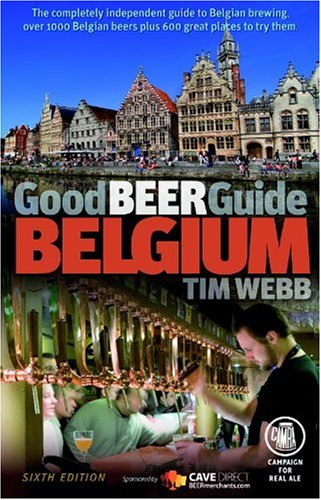 Good Beer Guide Belgium: Webb, Tim