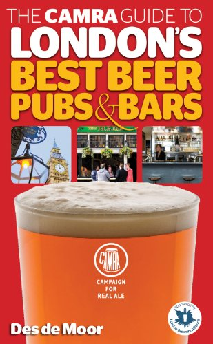 9781852492854: The CAMRA Guide to London's Best Beer, Pubs & Bars